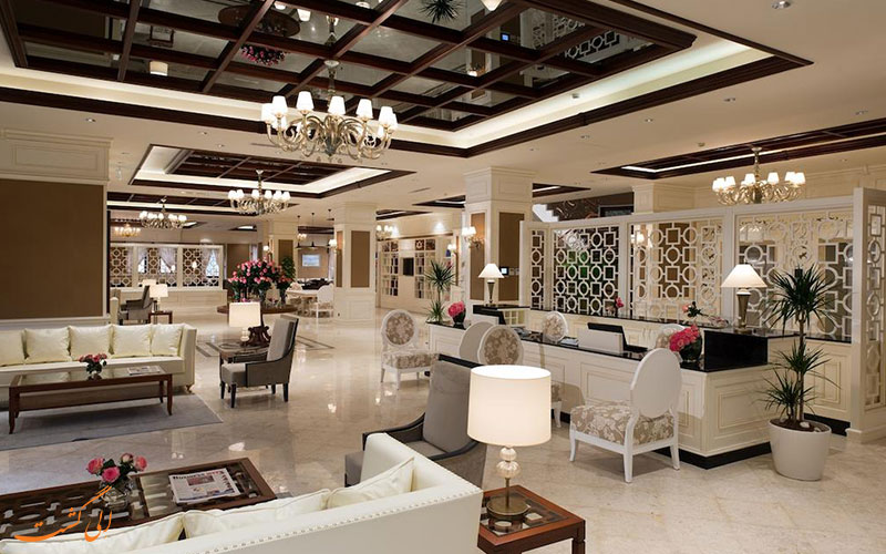 هتل دیوان سوئیتس باتومی | لابی