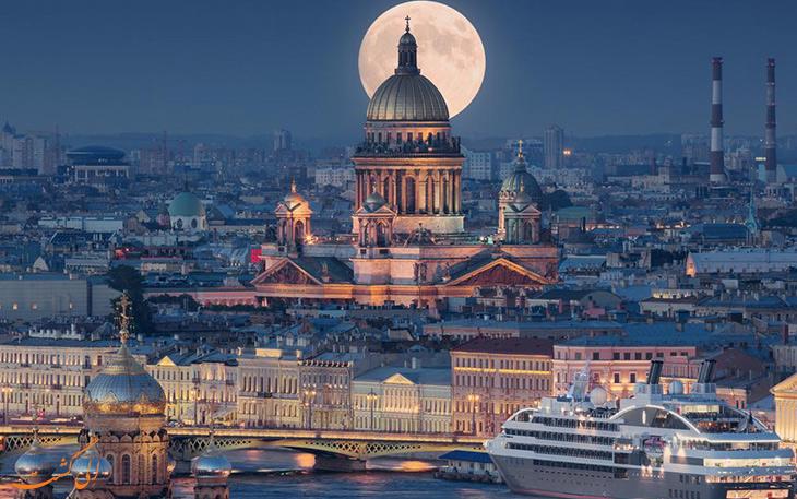 شهر سن پترزبورگ