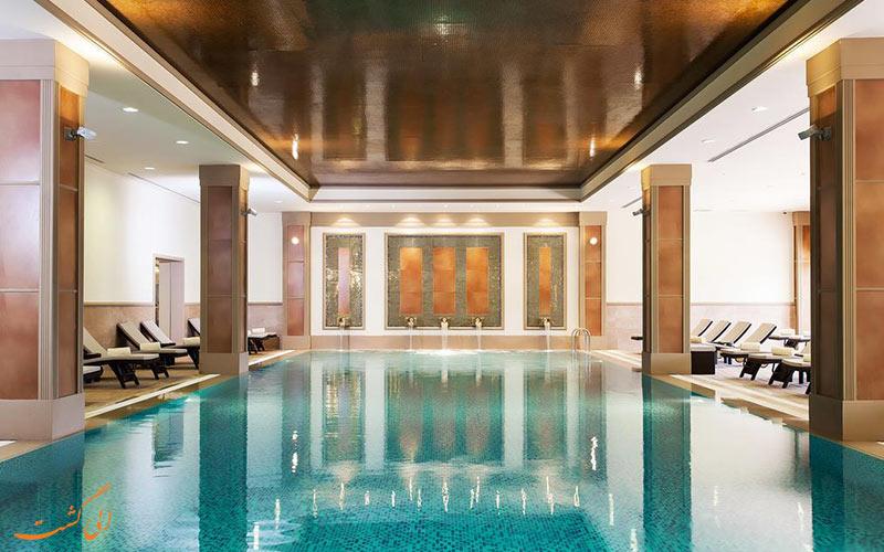 استخر هتل دیوان اربیل