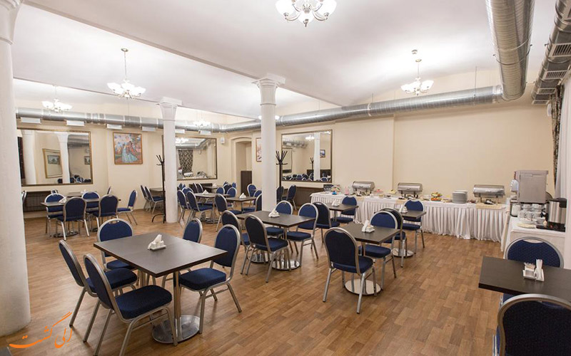 هتل مترشکا مسکو | رستوران
