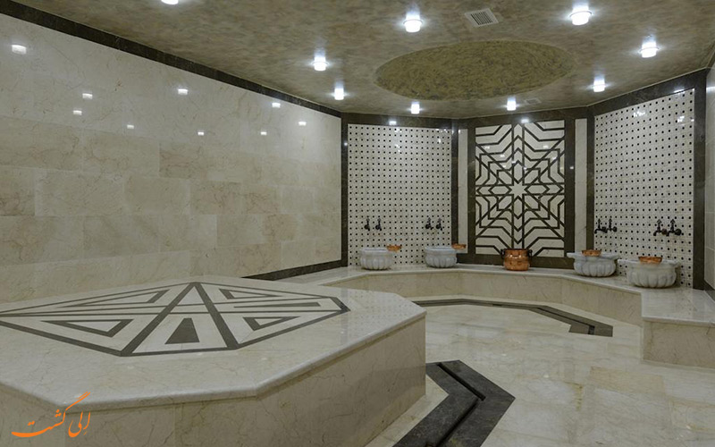 هتل دیوان سوئیتس باتومی | حمام