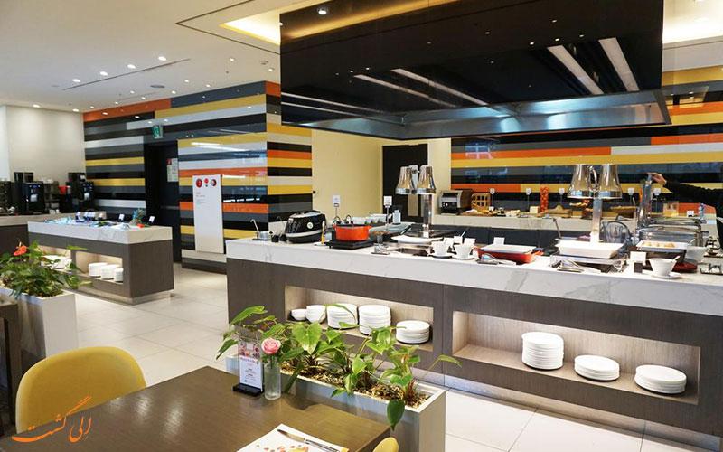 هتل ایبیس امبسدر گانگنام سئول   رستوران