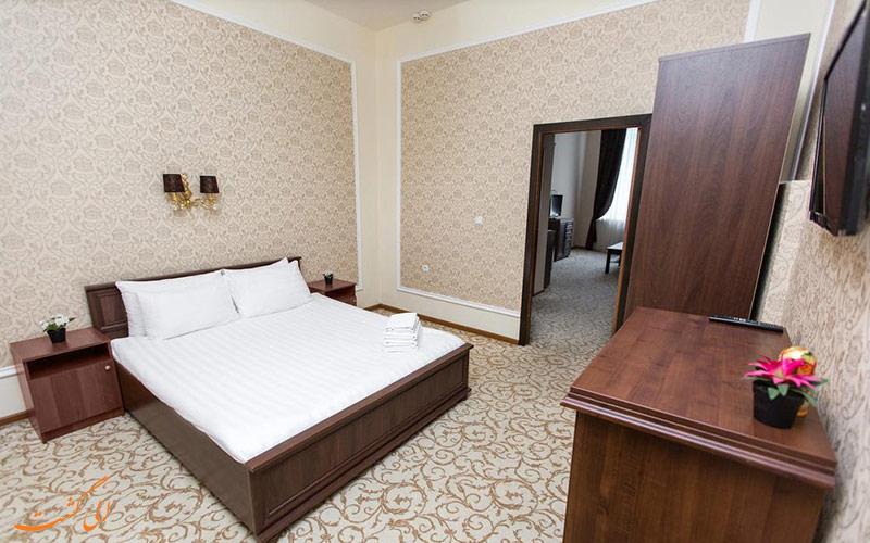 هتل مترشکا مسکو | اتاق