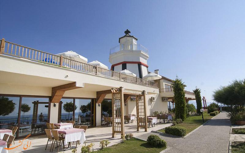 هتل سی لایت ریزورت کوش آداسی | رستوران
