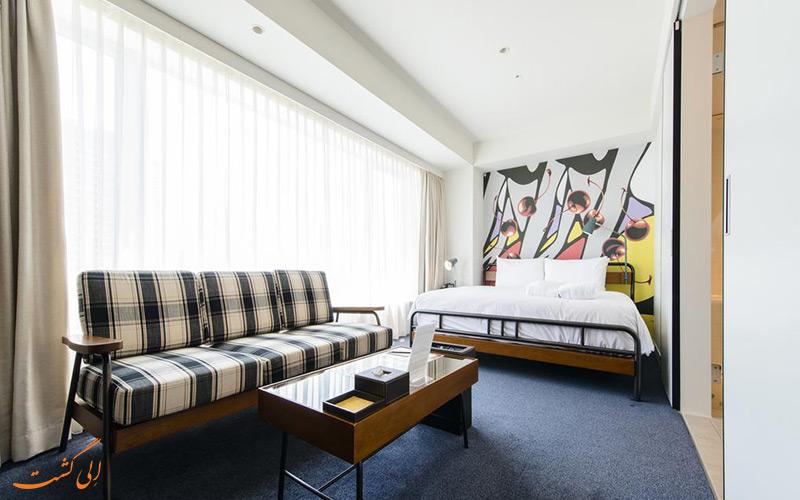 هتل شینجوکو گرنبل توکیو | نمونه اتاق 1