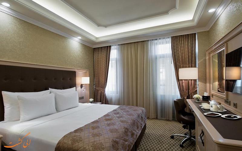 هتل دیوان سوئیتس باتومی | نمونه اتاق