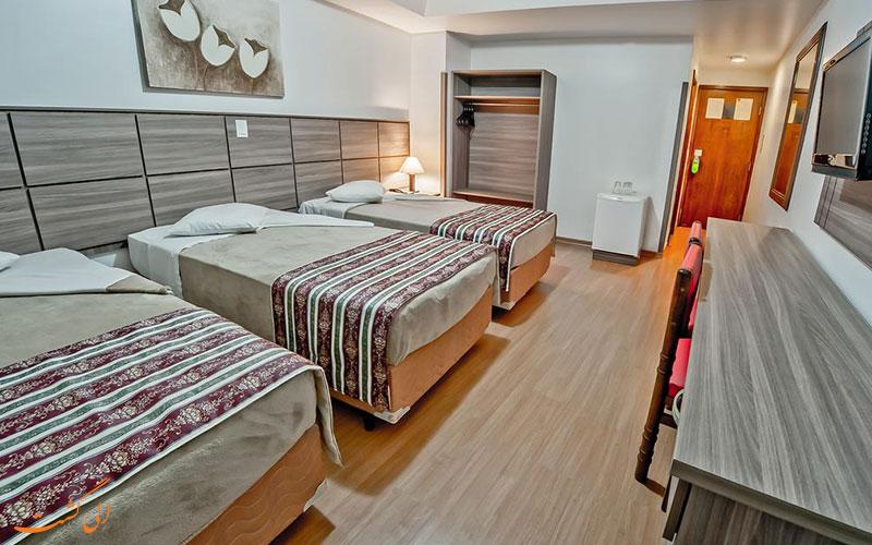 هتل دن این پلنلتو سائوپائولو | نمونه اتاق 2