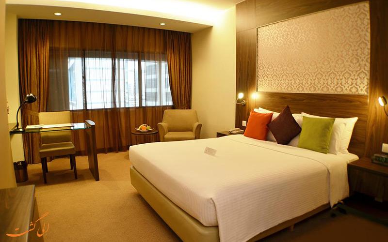هتل گرند پاسیفیک سنگاپور | اتاق