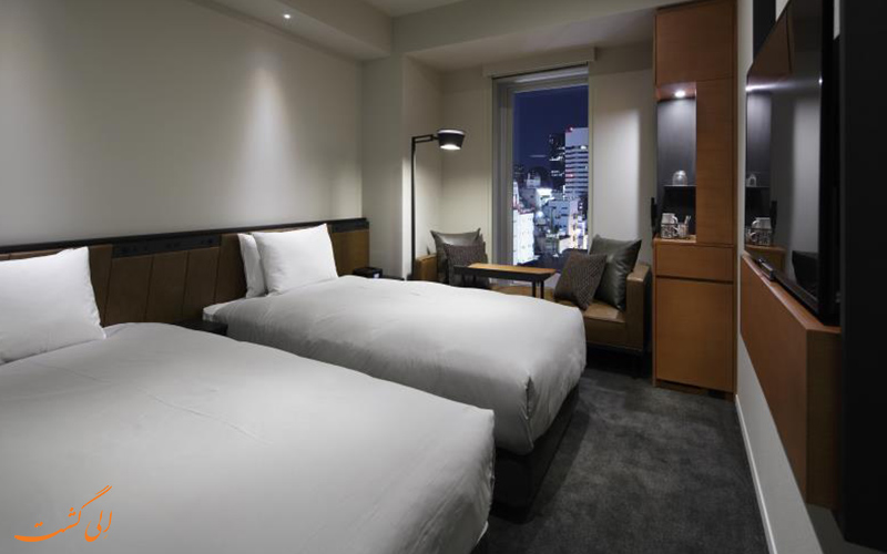 هتل شینجوکو گرنبل توکیو | نمونه اتاق 2