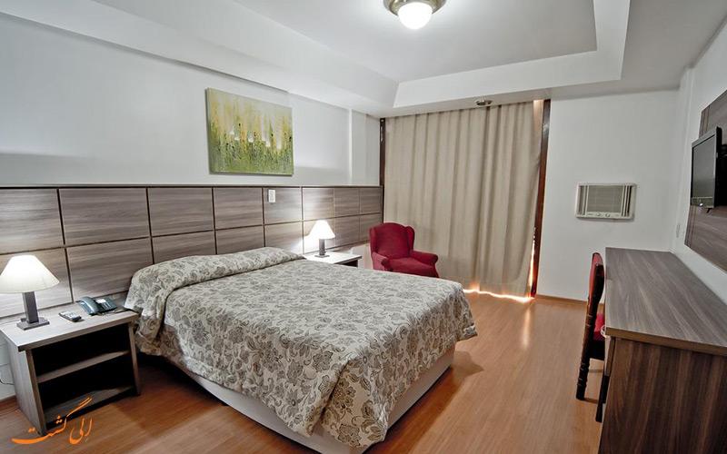 هتل دن این پلنلتو سائوپائولو | نمونه اتاق 3