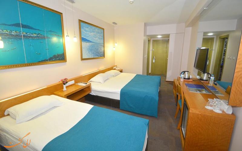 هتل ایستنکوی بدروم   نمونه اتاق 3