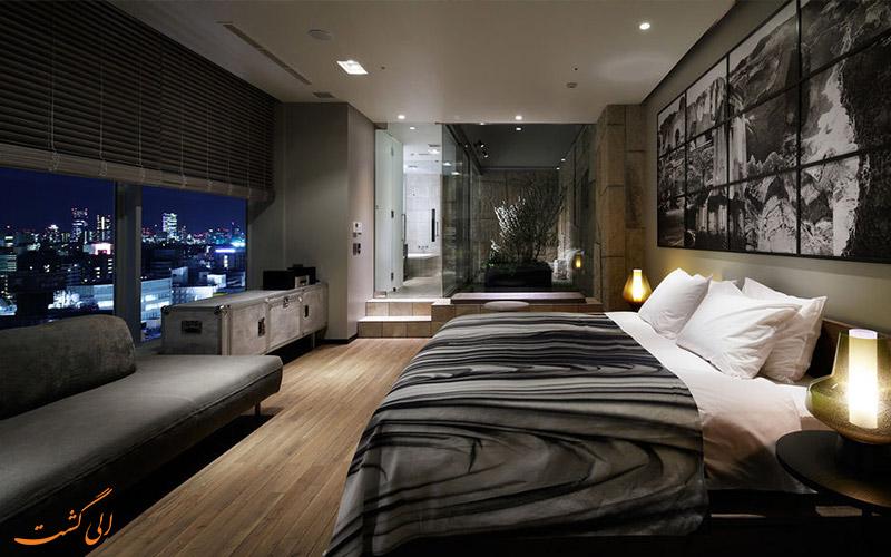 هتل شینجوکو گرنبل توکیو | نمونه اتاق 3