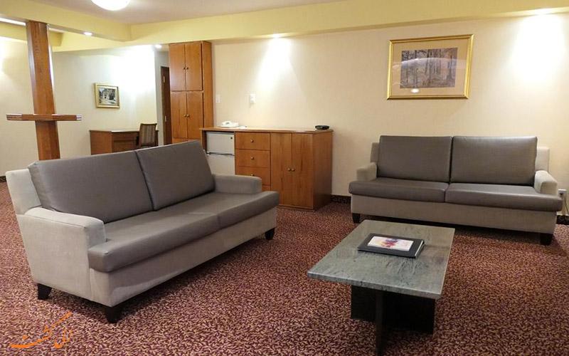 سوییت هتل اسپرسو مونترال سنتر ویل