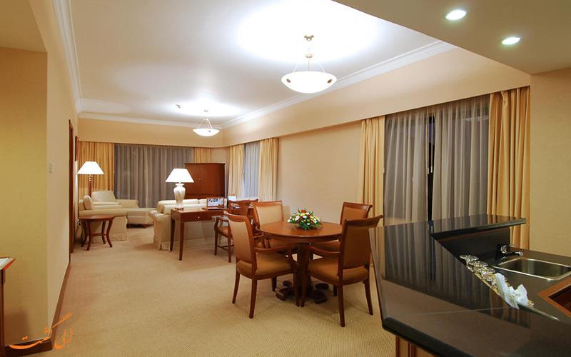هتل اکواتوریال پنانگ | نمونه سوییت