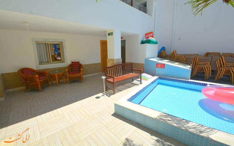 هتل ایستنکوی بدروم   استخر کودک