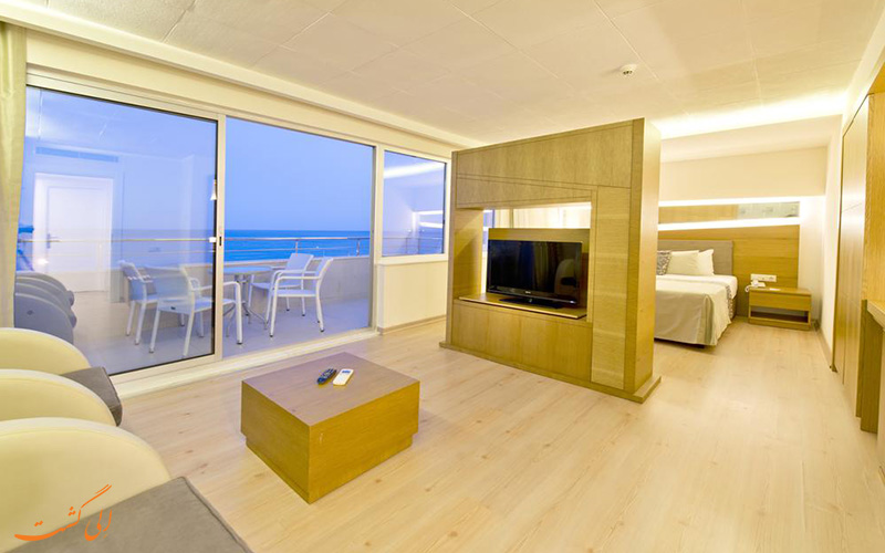 هتل سی لایف فامیلی ریزورت آنتالیا | نمونه سوییت