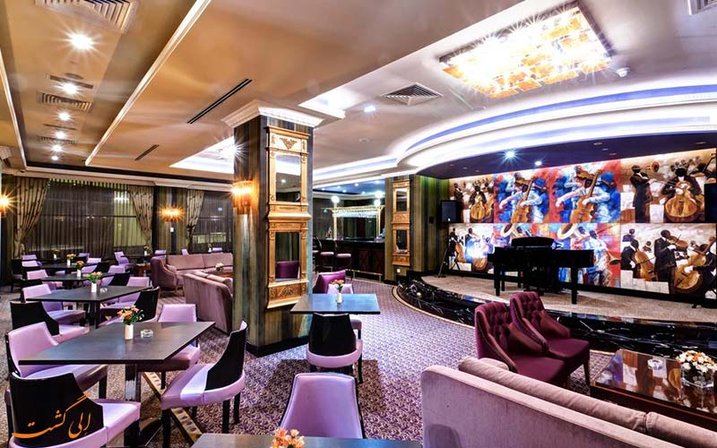 رستوران هتل دیوان اربیل