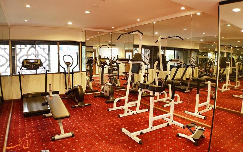 هتل گرند پاسیفیک سنگاپور | باشگاه
