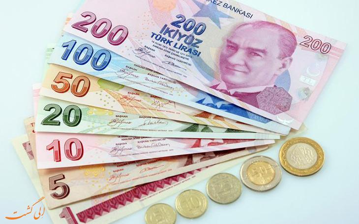واحد پول ترکیه