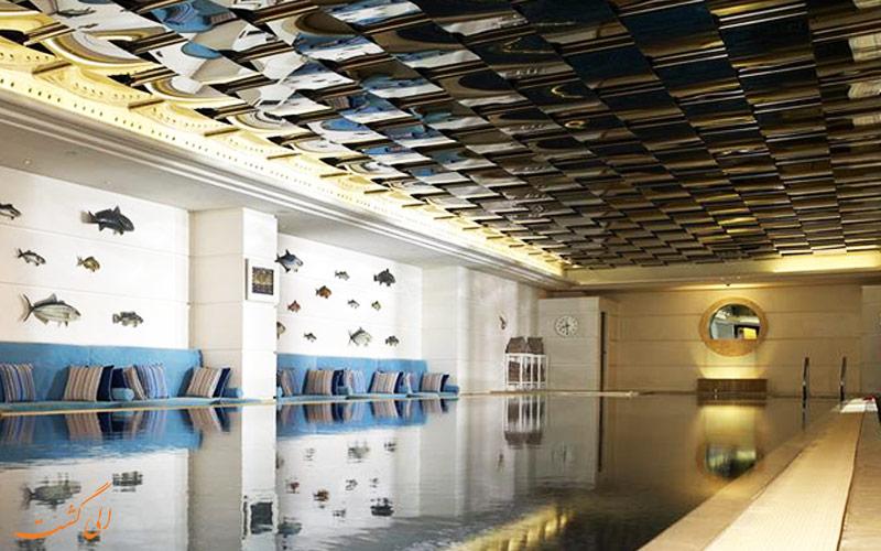 هتل دیوان استانبول | استخر