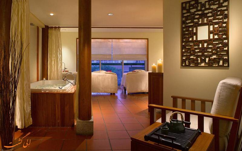 هتل فرمونت سنگاپور | نمونه اتاق 4