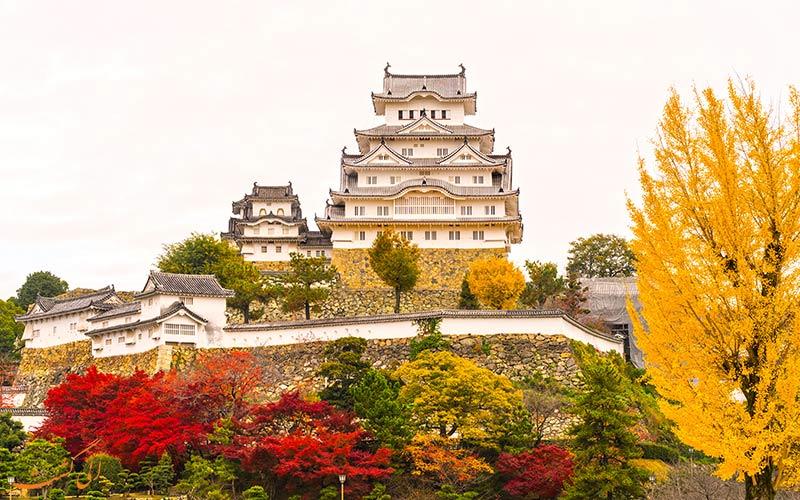هیمجی، بزرگ ترین قلعه ژاپن
