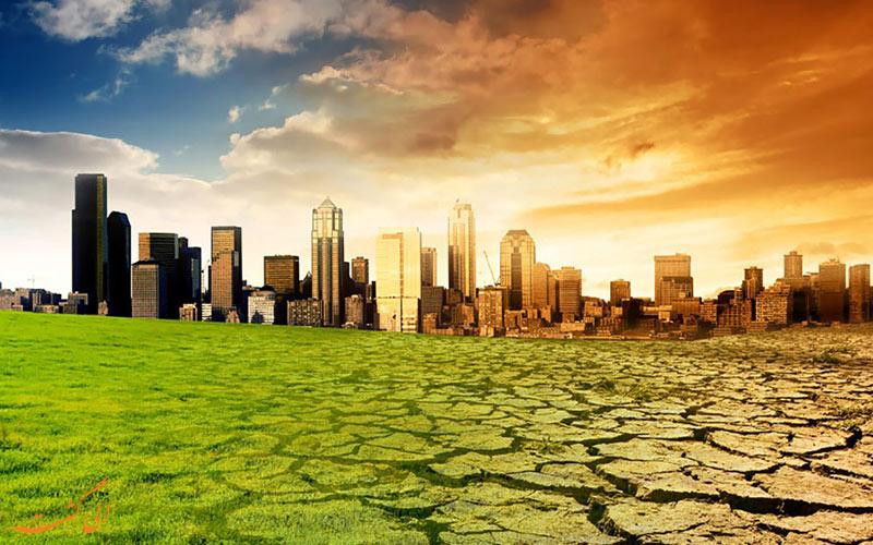 مقابله با گرم شدن زمین