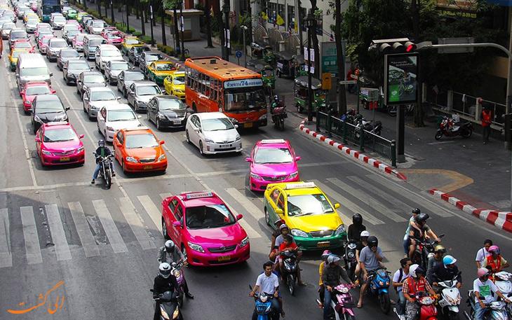 حمل و نقل در تایلند
