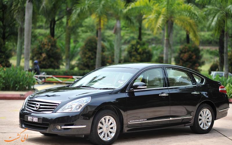 اجاره خودرو در مالزی