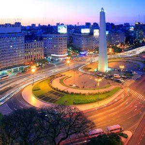 شهر بوئنوس آیرس در آرژانتین