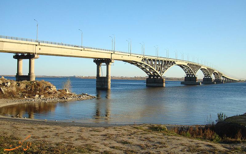 پل ساتوروف (Saratov Bridge)
