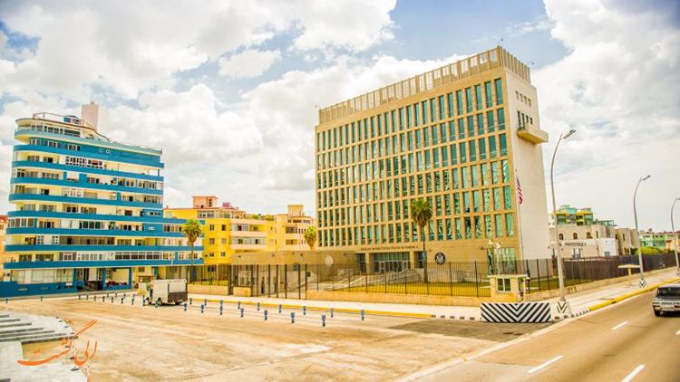 سفارت کوبا