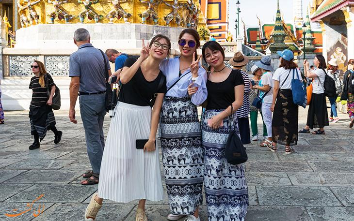 امنیت سفر به تایلند