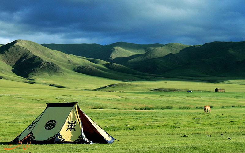 تاریخ مغولستان