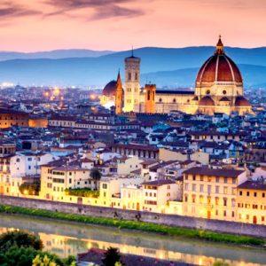 شهر فلورانس در ایتالیا
