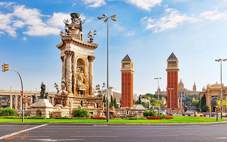 راهنمای مسافرتی به بارسلونا