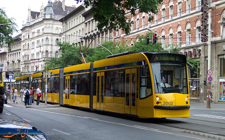 هزینه حمل و نقل در بوداپست