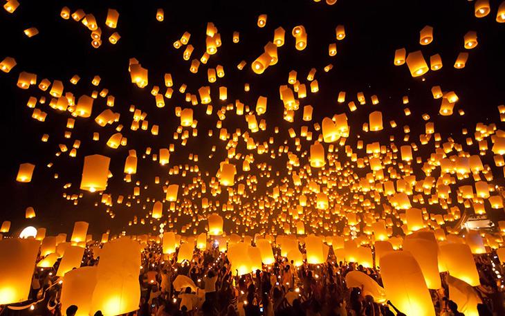 جشنواره های تایلند