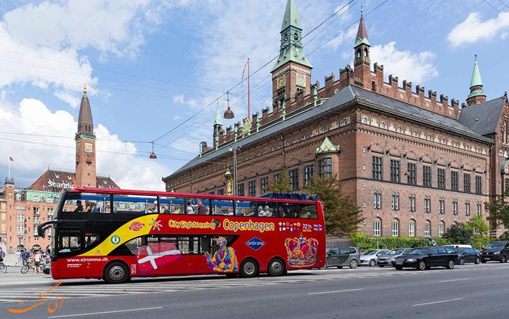 هزینه حمل و نقل در شهر کپنهاگ