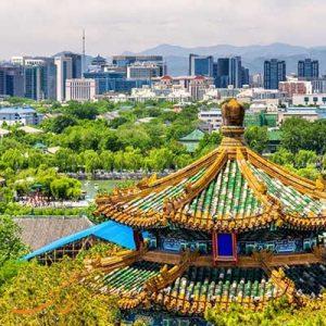شهر پر جنب و جوش شانگهای