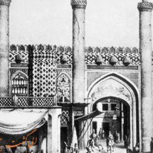مجموعه ارگ تهران