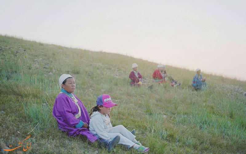 مردم مغولستان