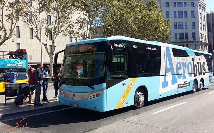 هزینه حمل و نقل در شهر بارسلونا