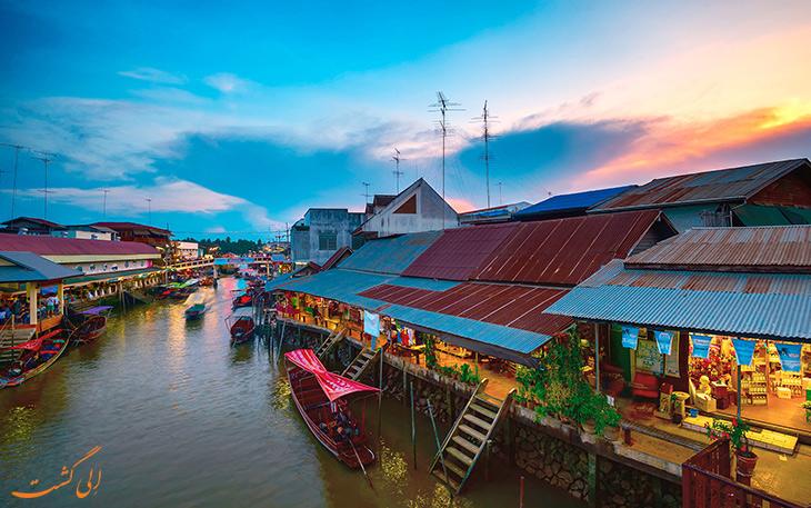 آب و هوای شهر تایلند