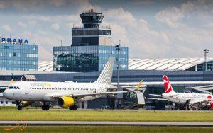 معرفی فرودگاه بین المللی پراگ
