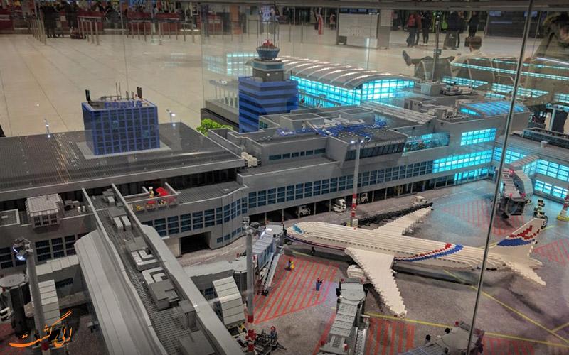 ترمینال های فرودگاه بین المللی پراگ