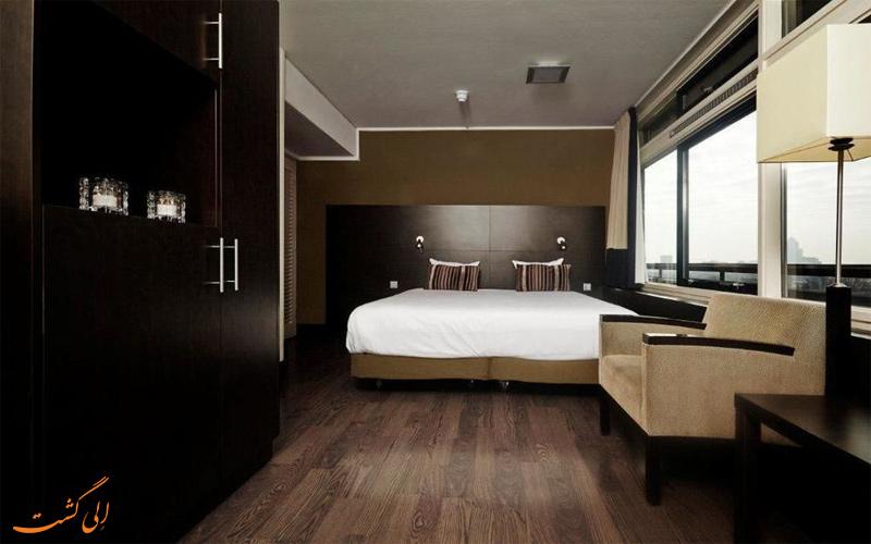 انواع اتاق های هتل تروپن آمستردام