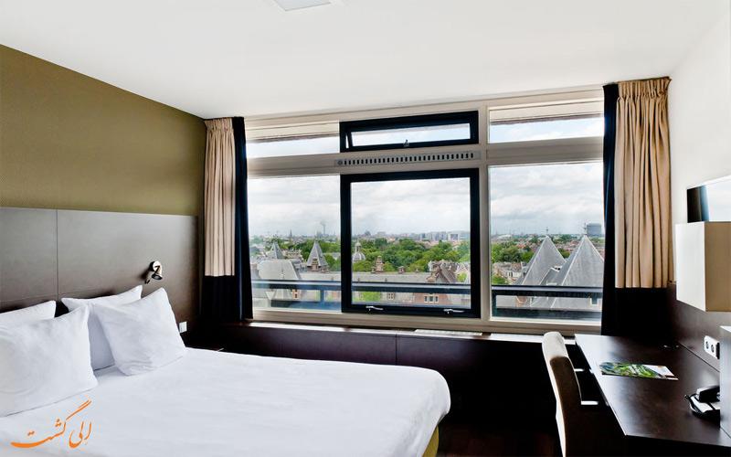 امکانات اتاق های هتل تروپن آمستردام