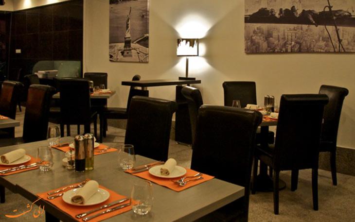رستوران آنجلو