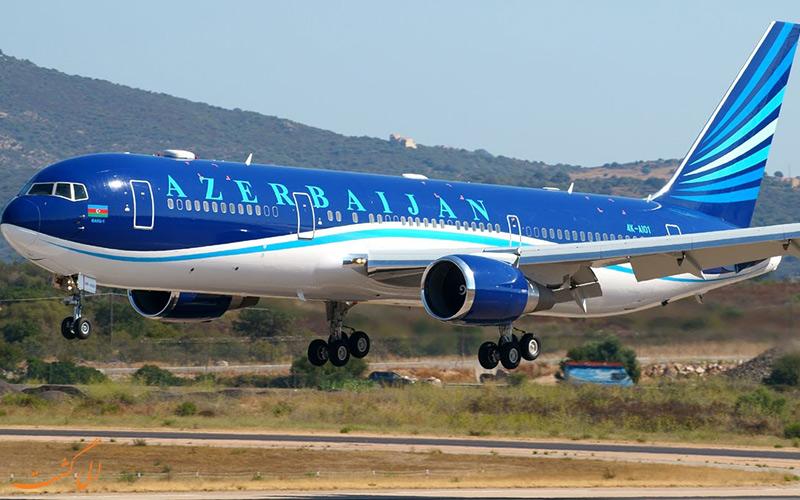 هواپیماهای شرکت هواپیمایی آذربایجان ایرلاینز